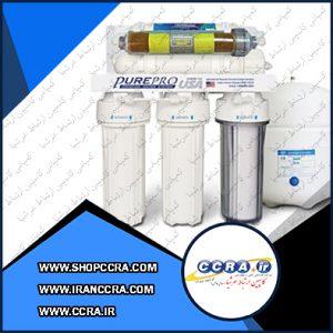 دستگاه تصفیه آب خانگی پیور پرو مدل EC106DI