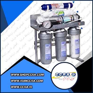 دستگاه تصفیه آب خانگی لایت واتر مدل RO-400131