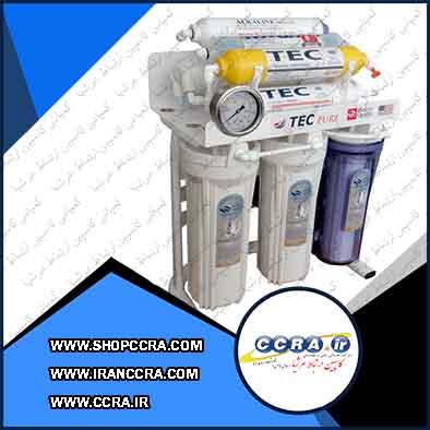 دستگاه تصفیه آب خانگی تک مدل RO-T6520