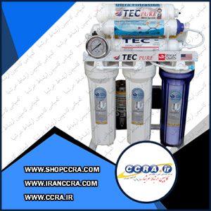 دستگاه تصفیه آب خانگی تک مدل RO-TUF-3500