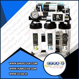 دستگاه تصفیه آب خانگی اسمارت دراپ مدل SD-RO8-M ORP