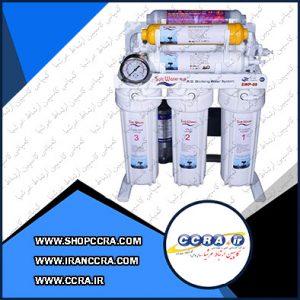 دستگاه تصفیه آب خانگی سافت واتر پلاس مدل SWP-09