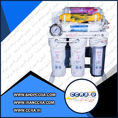 دستگاه تصفیه آب خانگی واتر تک 10 مرحله ای (فیلتر میکس)