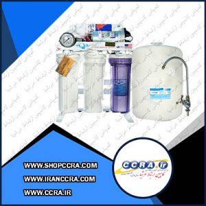 دستگاه تصفیه آب خانگی پنج مرحله ای آکوا سیف