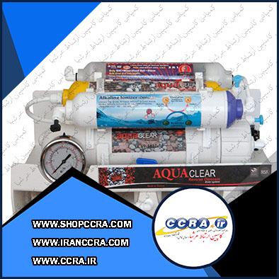 دستگاه تصفیه آب خانگی آکوا کلییر مدل RO-CR2317