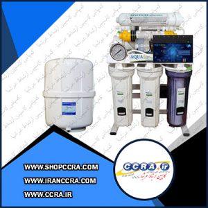 دستگاه تصفیه آب خانگی آکوا اسپرینگ مدل RO-ARTIFICAL-INTIFICIIAL-SN2050