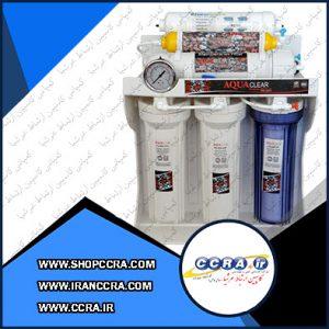 دستگاه تصفیه آب خانگی آکوا کلییر مدل RO-NATURE2800