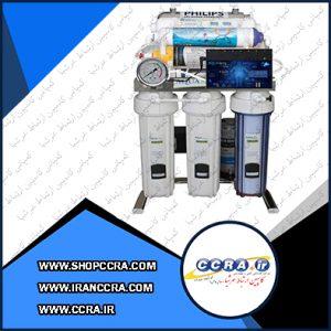 دستگاه تصفیه آب خانگی آکوا اسپرینگ مدل CHROME-ON10
