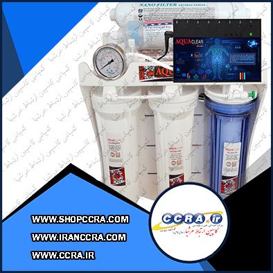 دستگاه تصفیه آب خانگی آکوا کلییر مدل RO-ARTIFICAL-INTIFICAL-CN9240