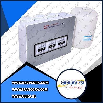 دستگاه تصفیه آب خانگی کیسی سافت واتر مدل CASE-RO7