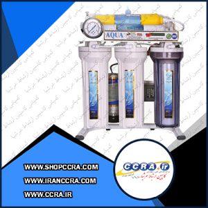 دستگاه تصفیه آب خانگی آکوا مدل Aqua-Ro6