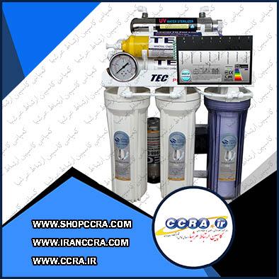 دستگاه تصفیه آب خانگی تک پیور مدل CHROME2019-T8700