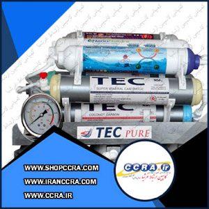 دستگاه تصفیه آب خانگی تک پیور مدل RO-BRAIN-T290