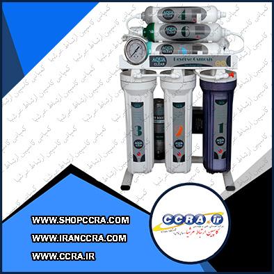 دستگاه تصفیه آب خانگی آکوا کلییر مدل Newdesign2020-APC7