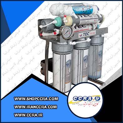 دستگاه تصفیه آب خانگی تک پیور مدل CHROME-FT9100