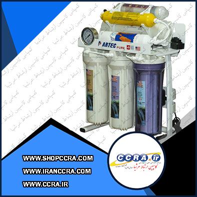 دستگاه تصفیه آب خانگی آرتک پیور مدل RO7
