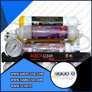 دستگاه تصفیه آب خانگی آکوا کلییر مدل BLACK RADIX 2000