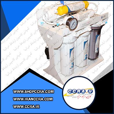 دستگاه تصفیه آب خانگی آکوا لاین مدل RO-LINE600 Fiber