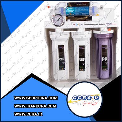 دستگاه تصفیه آب خانگی آرتک پیور وان مدل PME-104