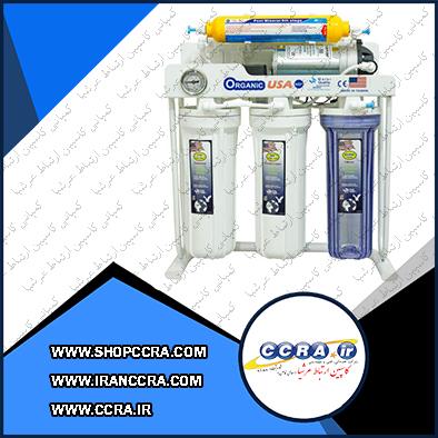 دستگاه تصفیه آب ارگانیک مدل RO-W610