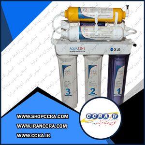 دستگاه تصفیه آب خانگی آکوا لاین مدل UF6