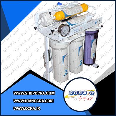 دستگاه تصفیه آب خانگی آکوا لاین مدل RO-LINE100
