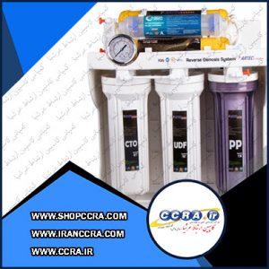 دستگاه تصفیه آب خانگی آرتک پیور وان مدل PME -1001