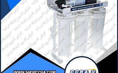 دستگاه تصفیه آب خانگی ربن مدل RO-500B