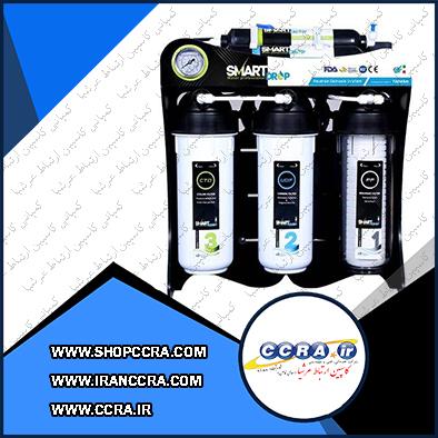 دستگاه تصفیه آب خانگی اسمارت دراپ مدل SD-RO6-P01