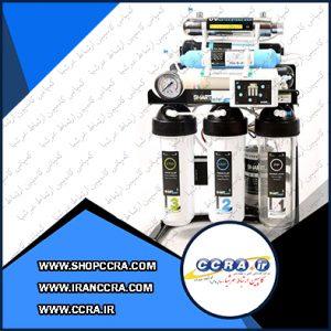 دستگاه تصفیه آب خانگی اسمارت دراپ مدل SD-RO8-M plus