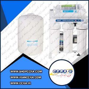 دستگاه تصفیه آب خانگی ربن مدل RO-106MP