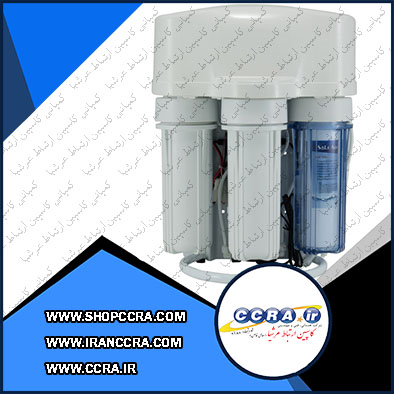 دستگاه تصفیه آب خانگی 5 مرحله ای سول آکوا مدل RO-105P