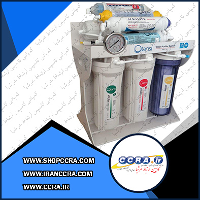 دستگاه تصفیه آب خانگی اولانسی مدل RO-A940