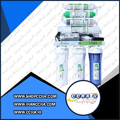 دستگاه تصفیه آب 7 مرحله ای آکوالایف با فیلتر UV