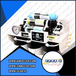 دستگاه تصفیه آب خانگی اسمارت دراپ مدل SD-RO7-PW