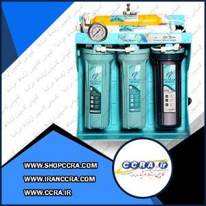 دستگاه تصفیه آب خانگی ولبورن مدل WROS-6PUC