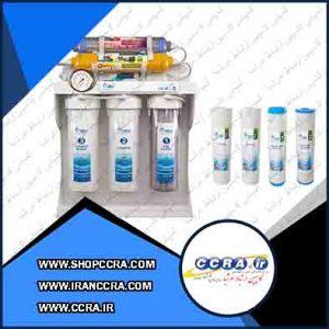 دستگاه تصفیه آب خانگی SSV مدل ULTRAPRO X800
