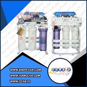 نمایندگی دستگاه تصفیه آب آکوا سیف (AQUA SAFE)