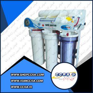 فروش دستگاه تصفیه آب خانگی لونا واتر مدل GX