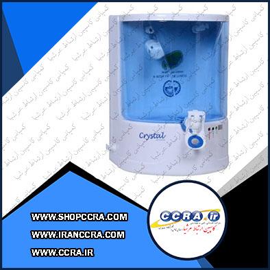 دستگاه تصفیه آب رومیزی کریستال