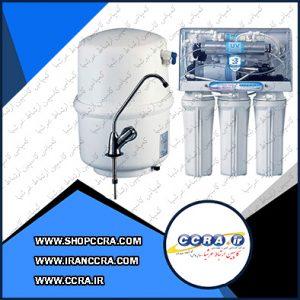 دستگاه تصفیه آب خانگی کنت مدل EXCELL+