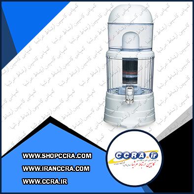 دستگاه تصفیه آب خانگی با فیلترسرامیکی