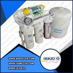 دستگاه تصفیه آب تانک پک TANKPAC 9 مرحله ای مدل RO-TP5800