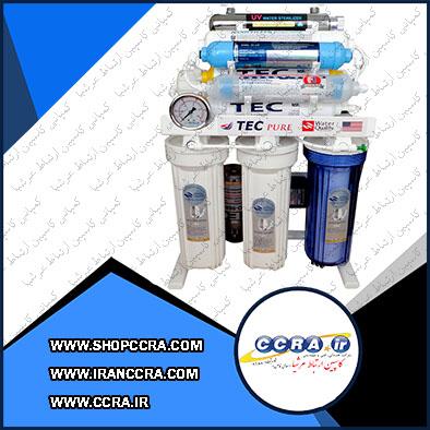 دستگاه تصفیه آب خانگی تک مدلRO-TNX2018