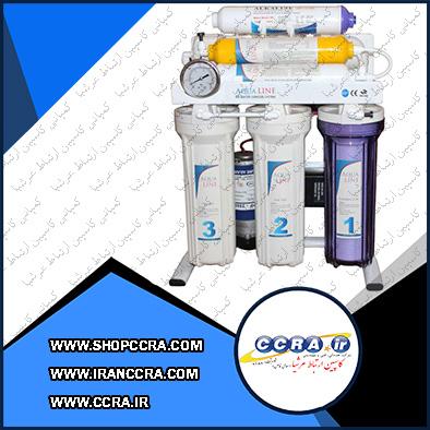 دستگاه تصفیه آب خانگی آکوا لاین مدل RO-LINE800