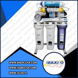 دستگاه تصفیه آب خانگی آکوا اسپرینگ مدل RO-S151