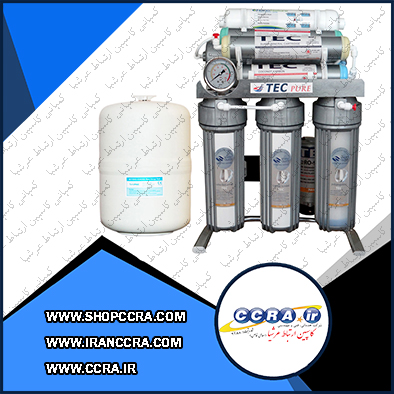 دستگاه تصفیه آب خانگی هشت مرحله ای تک مدل T7600