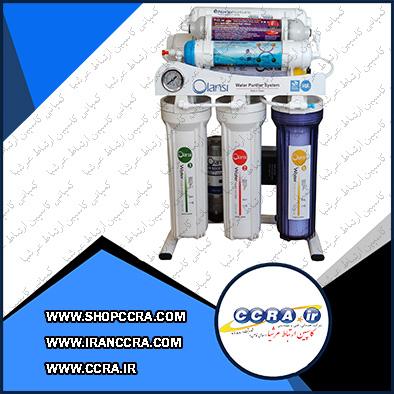 دستگاه تصفیه آب اولانسی ده مرحله ای مدل AT1500
