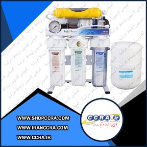 دستگاه تصفیه آب خانگی شش مرحله ای سول آکوا sole aqua