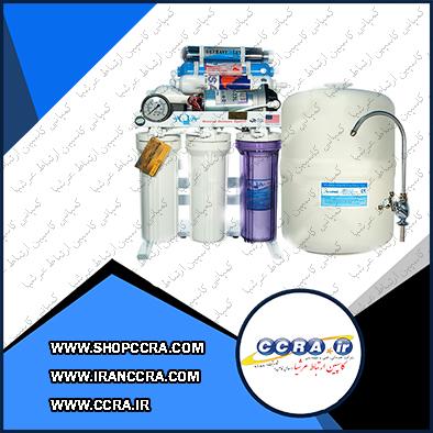 دستگاه تصفیه آب خانگی آکوا سیف Aquasafe